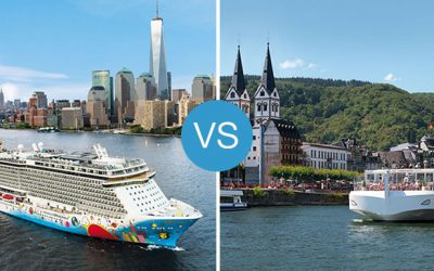 River Cruises or Ocean Cruises?  Either Way, The Consumer Wins