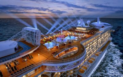 The Luxury Cruise Market Expands