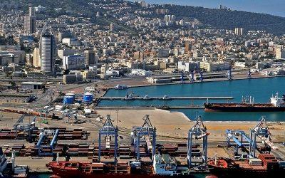 Haifa Port on the Rebound