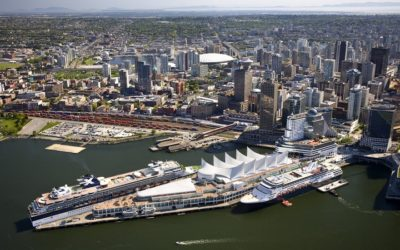 Largest Ship in History to Dock in the Port of Vancouver