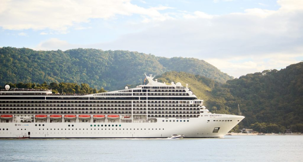 cruise industry marketing company