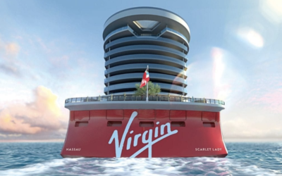 Virgin Voyages Goes Green: Tree and Plastic Free