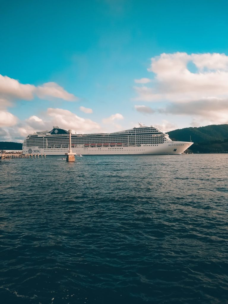 A Cruise Marketing Company