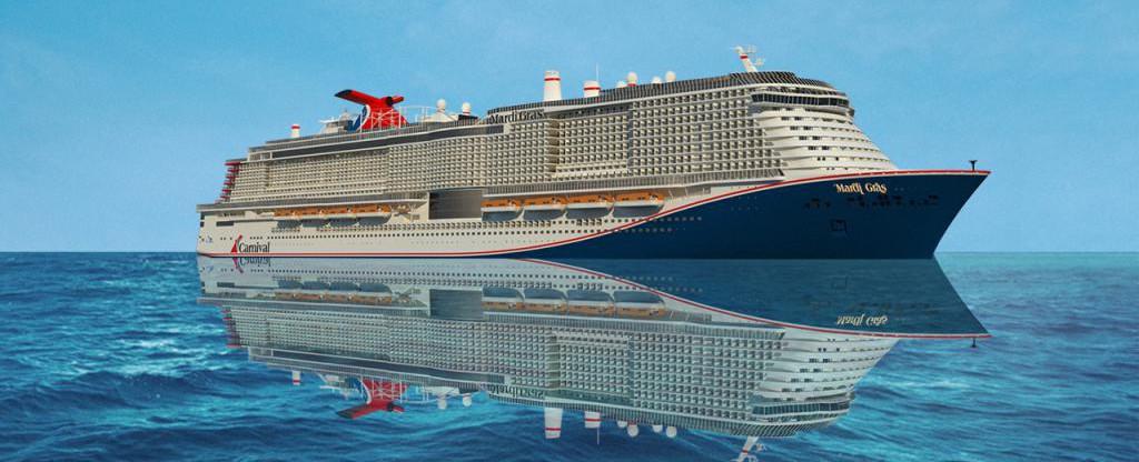 Carnival Corporation's Big 2020 Deliveries