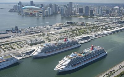Cruise Line Offers Cruise Ships As Temporary Hospital