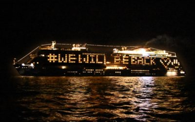 The Cruise Industry Shows the Love with Heartfelt Messages