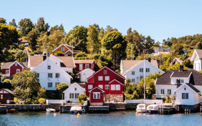 Vacation Blues Episode 26 – Arendal, Norway